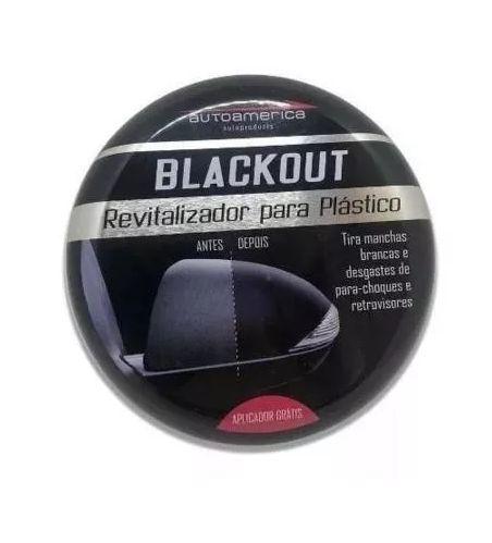 Blackout Revitalizador Plastico 100g