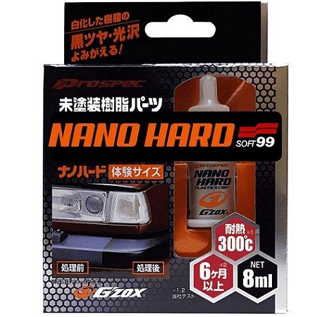 Nano Hard Coat Restaurador de Plásticos - Soft99