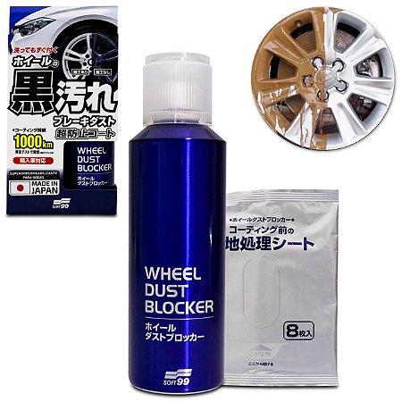 Wheel Dust Blocker Repelente para Rodas - Soft99