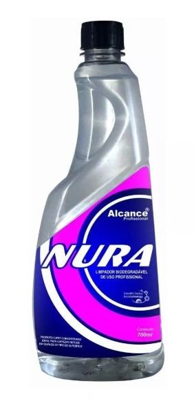 Nura Limpador Biodegradável - Alcance Profissional