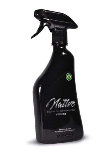 Native Brazilian Carnaúba Spray Wax 473ml - Vonixx (SÓ REFIL)