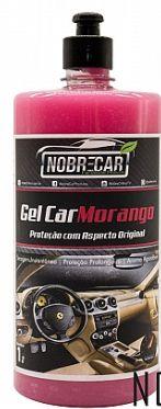 Gel Car Morango 1Kg - NobreCar