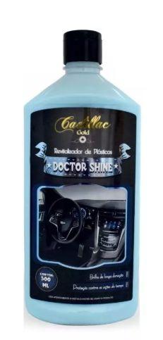 Doctor Shine Revitalizador de Plásticos 500ml - Cadillac