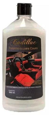 Tratamento para Couro 500ml - Cadillac