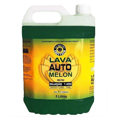 Shampoo Automotivo 5L 1:400 Melon Concentrado - Easytech