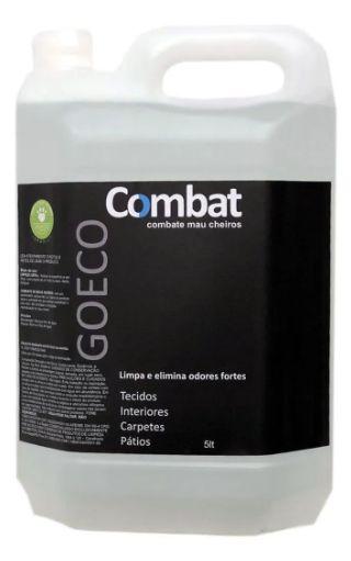 COMBAT - Eliminador de Odores Fortes 5LT - GO ECO WASH