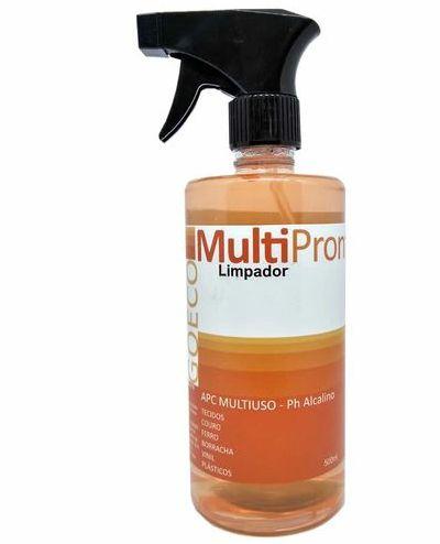 APC MULTIPRONTO - Limpador Multiuso Perfumado 500ML - Go Eco Wash