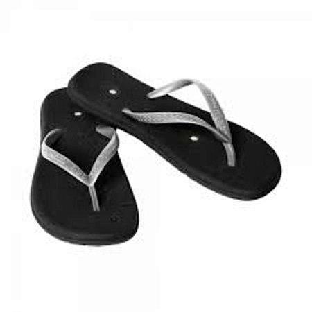 Sandália Magnética Com Infravermelho Longo Conforto para os Pés Chinelo