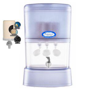 Purificador água alcalina Ortomolecular 3 velas