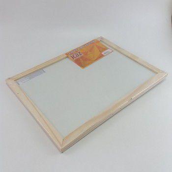 QUADRO BRANCO KAZ | 30 x 40 cm