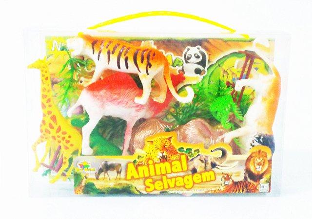 BRINQUEDO ANIMAL SELVAGEM
