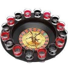 Jogo Drinks Roleta c/ 16 copos