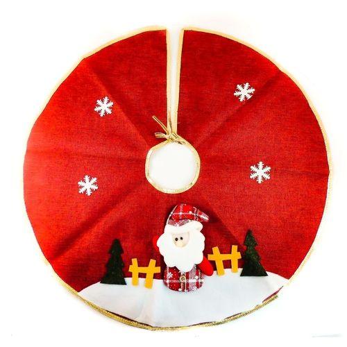 Base para Árvore de Natal Boneco De Neve 60cm