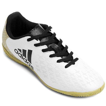 Chuteira Futsal Juvenil Adidas X 16 4 IN