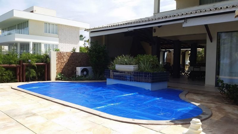 Capa térmica pra piscina
