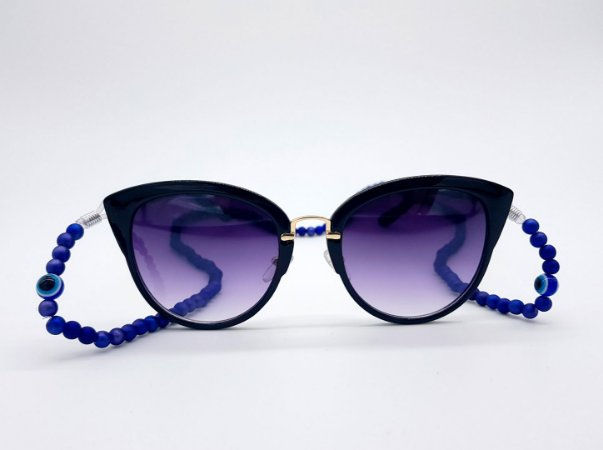 Óculos de Sol Orange + Cadarço de olho Grego AL0001 - Real Ótica ... 6213d77f6b