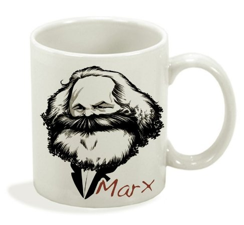 Caneca Série Sociólogos - Marx