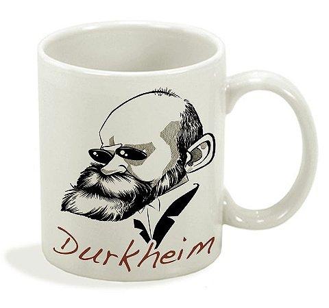 Caneca Série Sociólogos - Durkheim