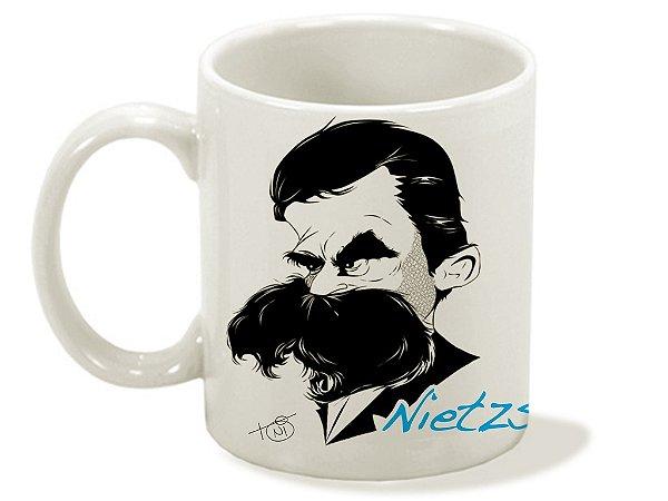Caneca Série Filosofia - Nietzsche