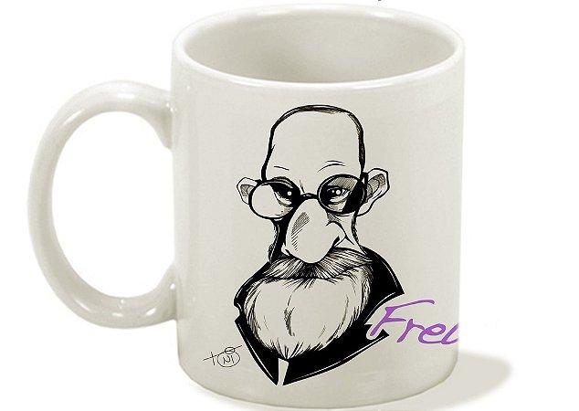 Caneca Série Psicologia - Freud
