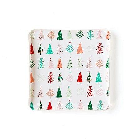 PRATO GRANDE CHRISTMAS TREES MY MIND'S EYE (12 UNIDADES)