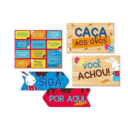 KIT CAÇA AOS OVOS