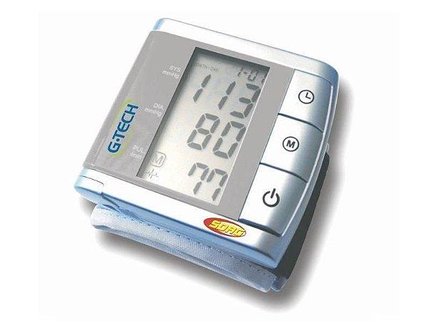Aparelho pressão digital automático pulso BP3BK1