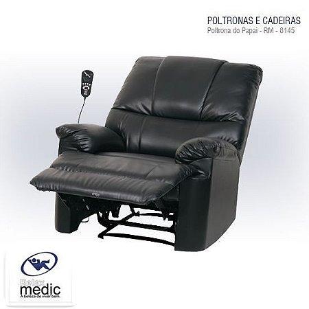 Poltrona do papai massageadora E-8145RM (hosp)