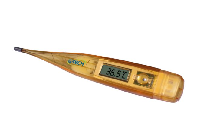Termômetro Digital G-TECH – Linha Colors (hosp)