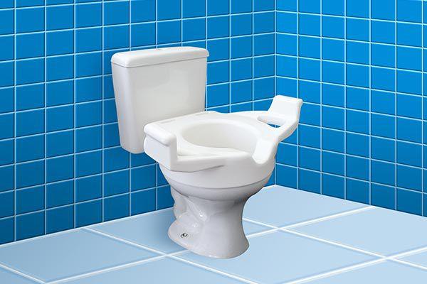 Elevador de assento sanitário com alças – sit III