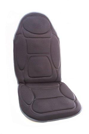 Assento massageador 5 motores com aquecimento - bivolt