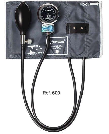 Aparelho pressão fecho em metal - Eternum (hosp)