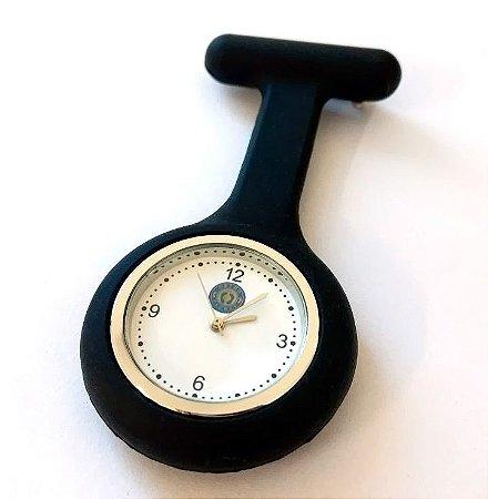 Relógio de silicone para profissionais da saúde