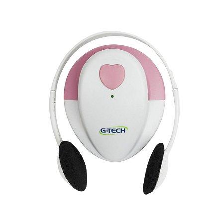 Monitor pré natal de batimentos cardíacos