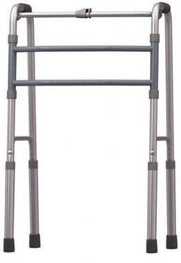 Andador de alumínio (dobrável) - articulado BC1515 MERCUR (hosp)