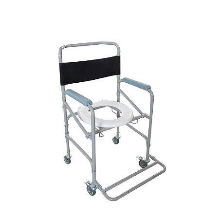 Cadeira de banho d40 dobrável
