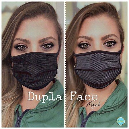 Máscara Dupla Face