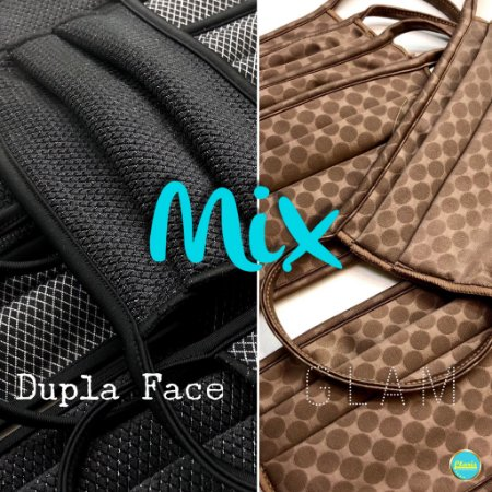 MIX - Dupla Face + Glam