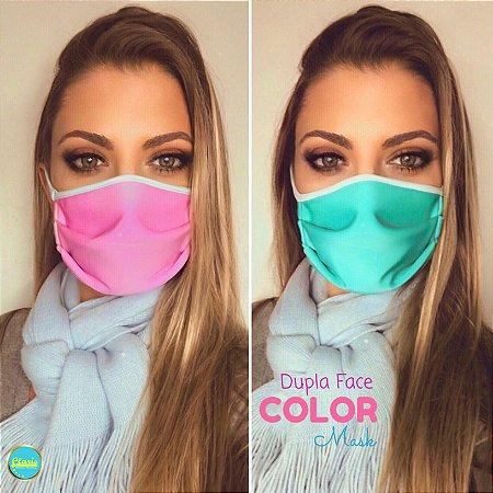Máscara Dupla Face Color