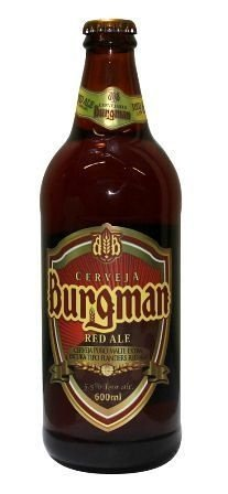 Burgman Red Ale 600 ml