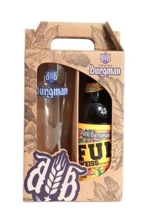 Kit Burgman Fun Weiss (Trigo)