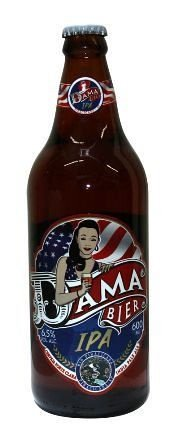 Dama Bier IPA 600 ml