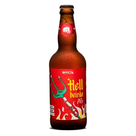 Invicta Hellbeirão (Pilsen) 500 ml