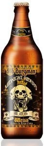 Burgman Midnight Riders Weiss 600 ml