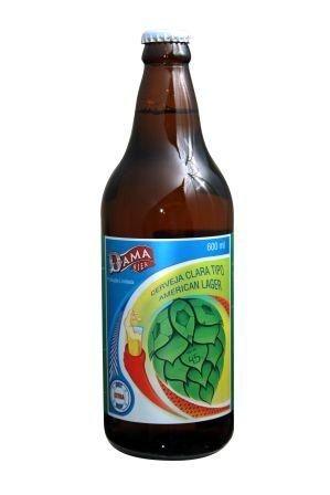 Dama Bier American Lager 600 ml