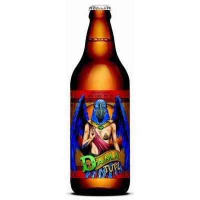 Dama Bier Tupi 600 ml