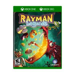 Rayman Legends -Xbox 360 / Xbox One