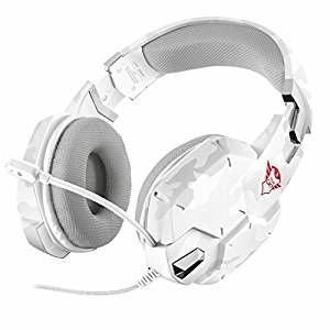 T20864 GXT 322W HEADSET - WHITE