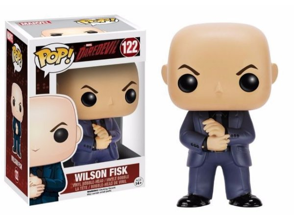 Funko Pop Marvel Wilson Fisk 122
