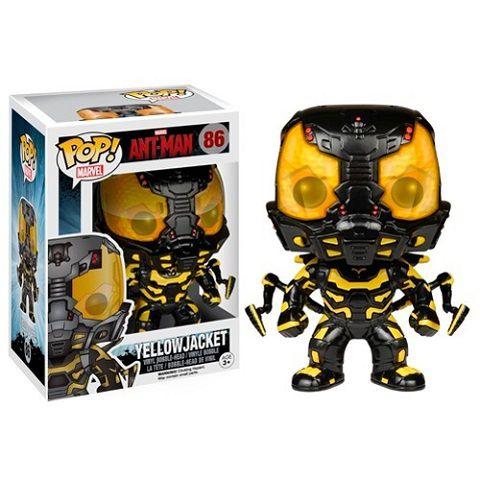 Funko Pop Marvel Yellow Jacket - 86